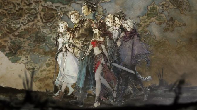 Octopath Traveler Impressions/Review